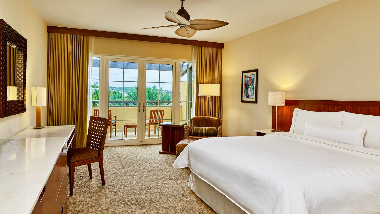 Ocean View Guest Room - The Westin Dawn Beach Resort & Spa