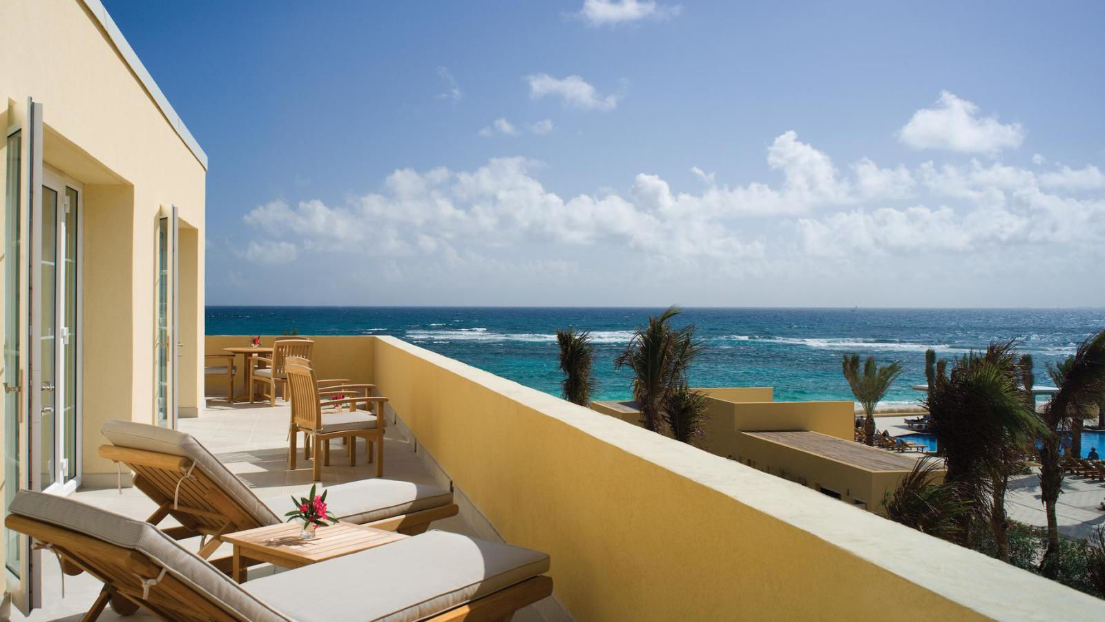 Two-Bedroom Presidential Suite - The Westin Dawn Beach Resort & Spa