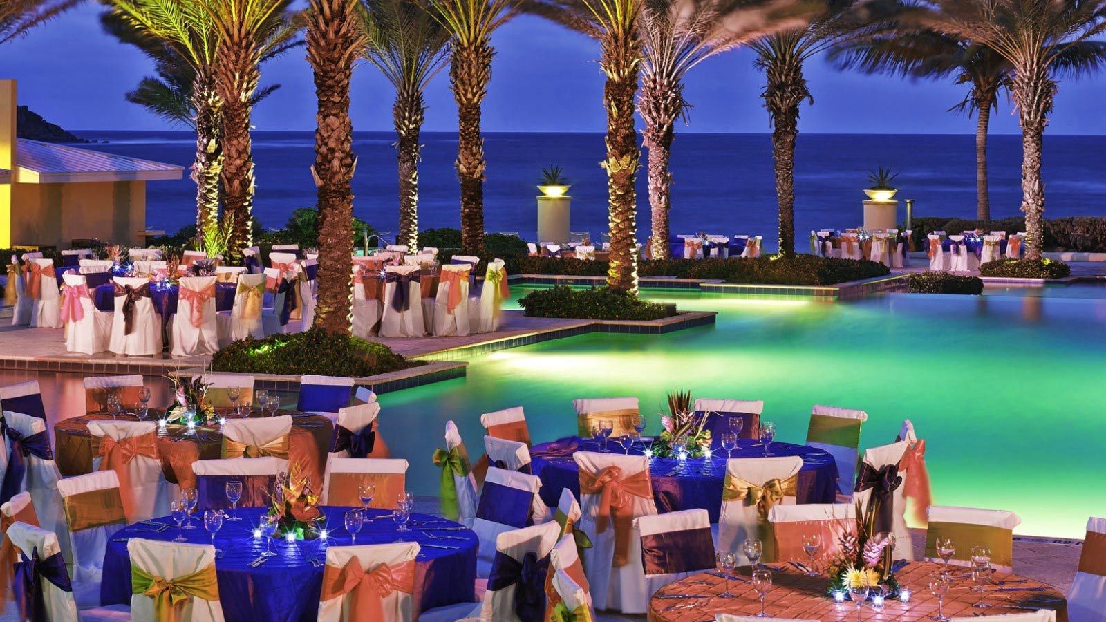 The Westin Dawn Beach, St Maarten - Meetings & Events