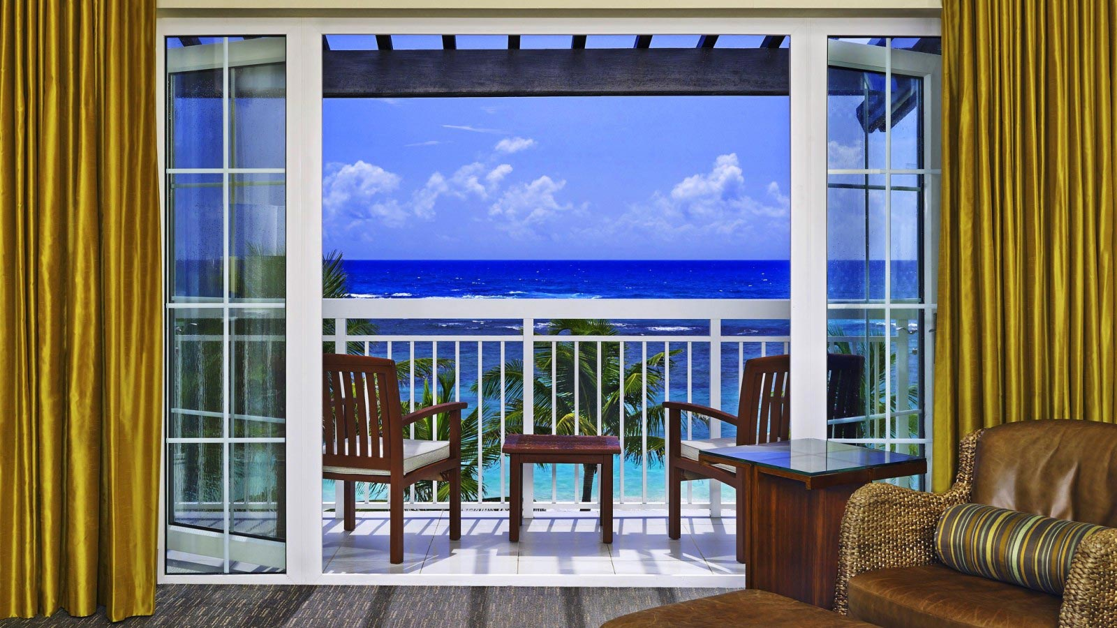 Oceanfront Guest Room - The Westin Dawn Beach Resort & Spa