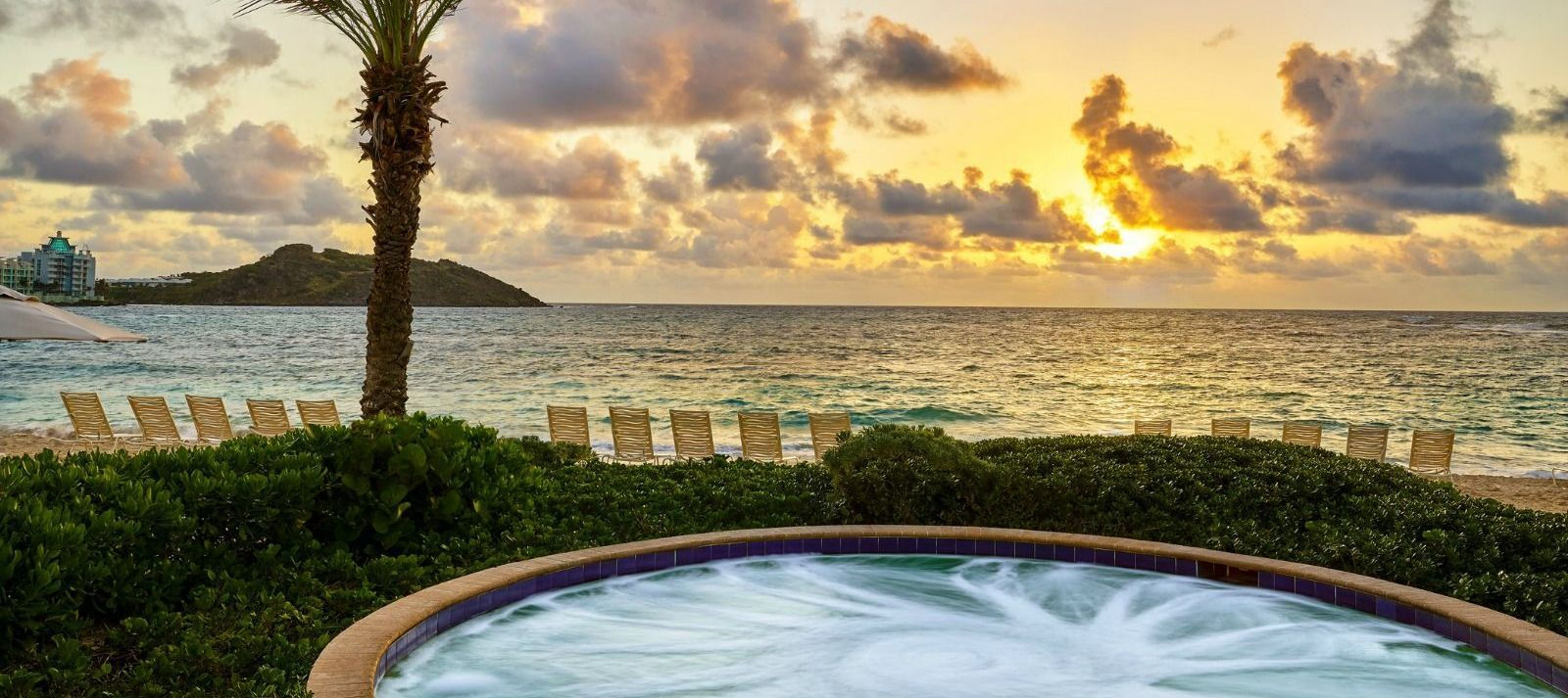 Westin Dawn Beach Resort & Spa, St. Maarten - Hot Tub