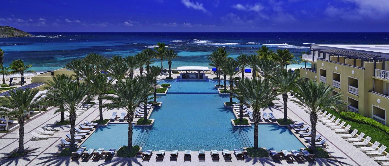 Westin Dawn Beach Resort & Spa, St. Maarten - Pool