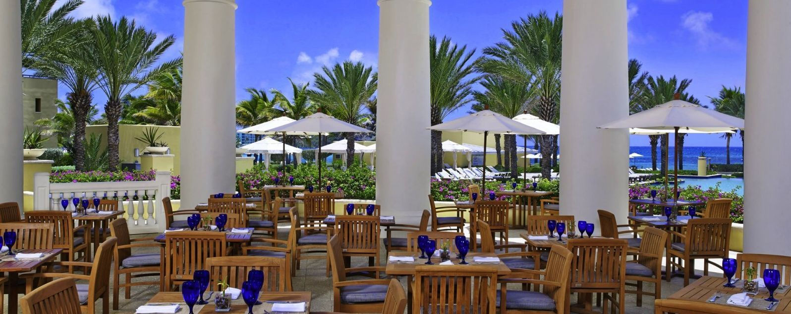 The Westin St. Maarten - Ocean Restaurant